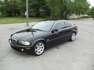 2002 Bmw 325ci 5 Speed Manual Black 2 Door Coupe photo