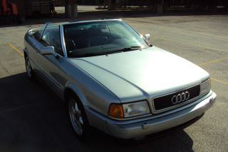 1997 Audi Cabriolet Base Convertible 2 - Door 2.  8l photo