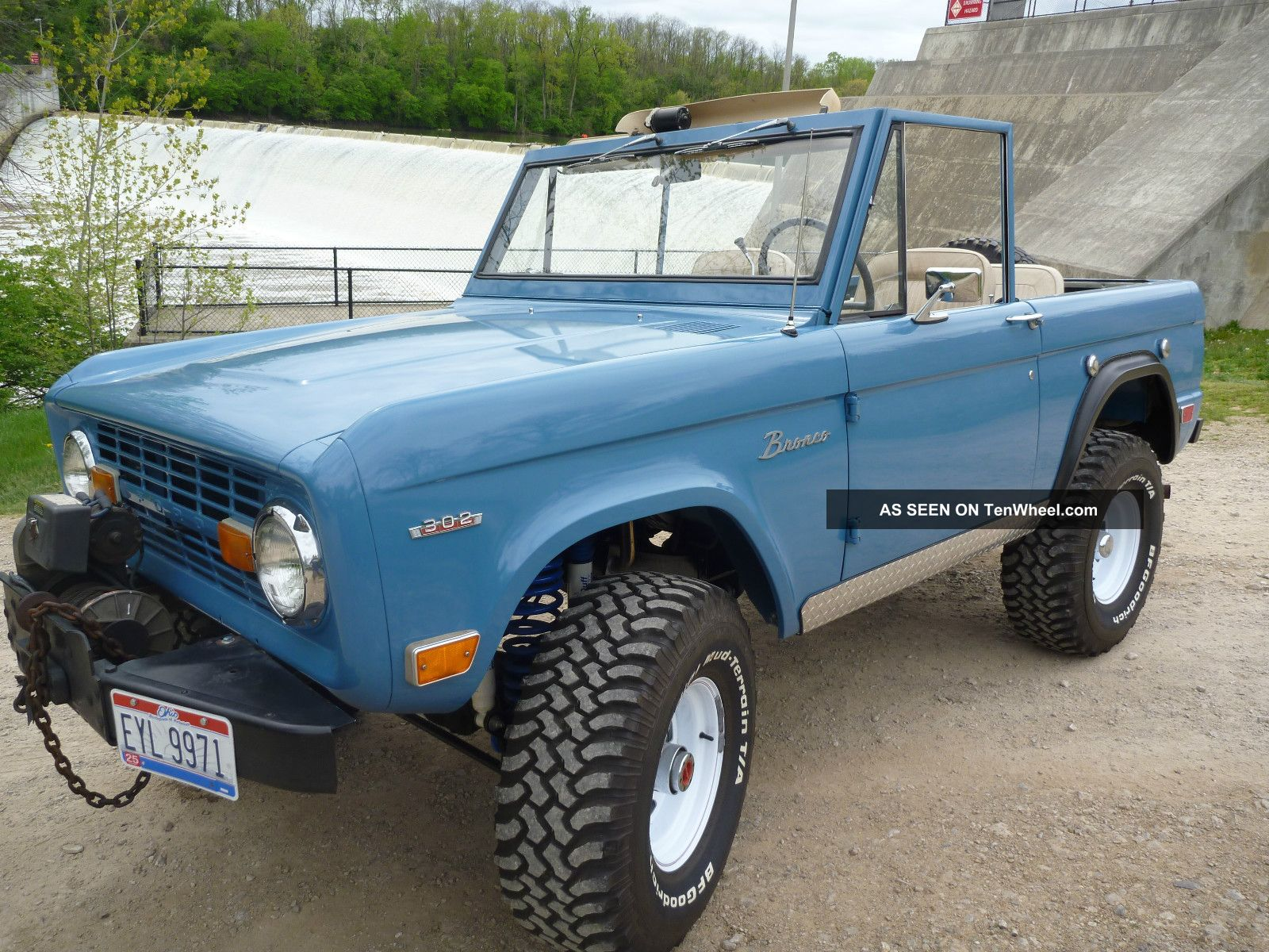 1969 Bronco 302 Wiring Diagram Library Simple Car Engine Flathead Wikipedia The Free