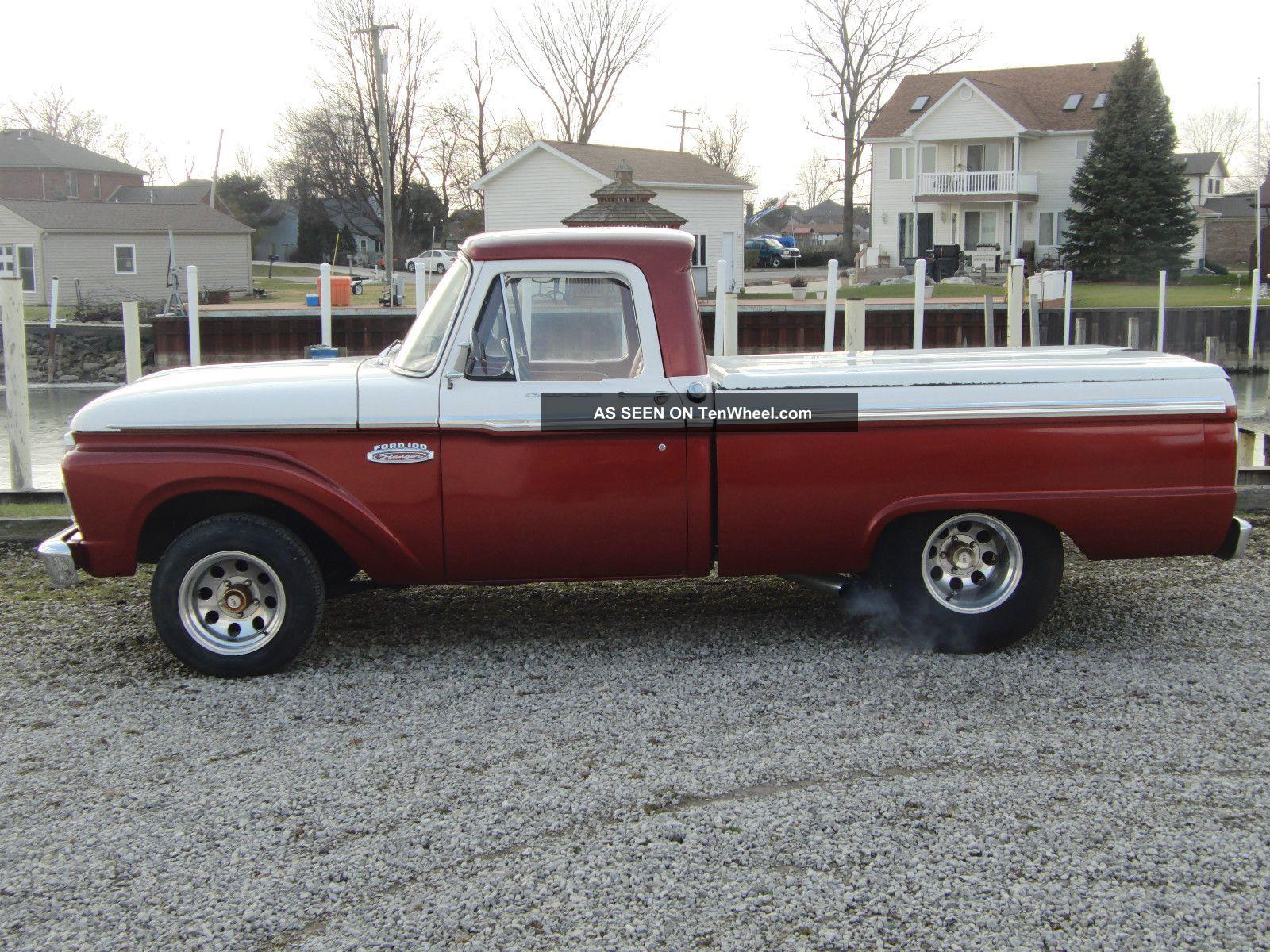 1965 ford half ton f1 ranger pickup. Black Bedroom Furniture Sets. Home Design Ideas