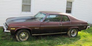1974 Nova Custom Hatchback (rare) 350 / 350 photo