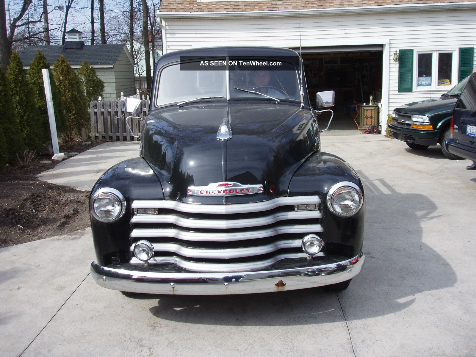 1948 Chevy C3100 Pickup Truck 350 Engine,  350 Auto Trans Other Pickups photo