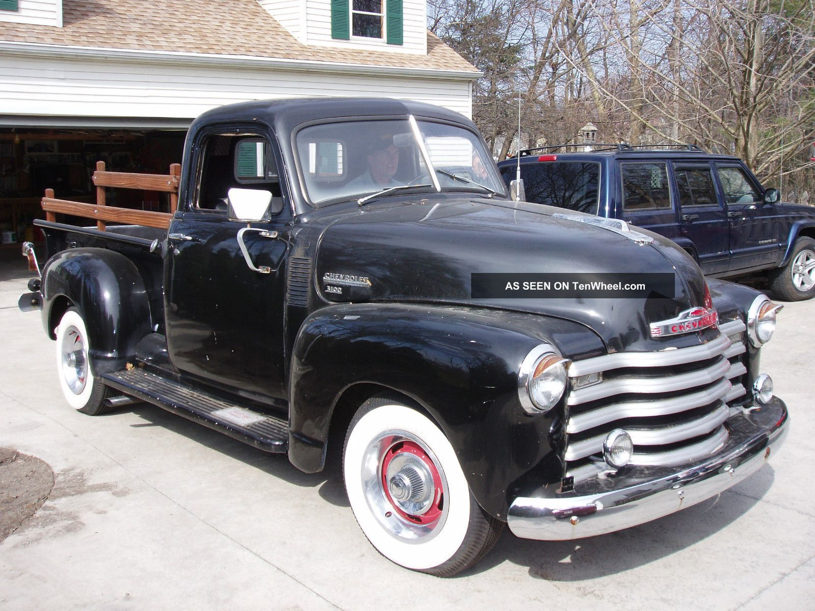 1948 chevy c3100 pickup truck 350 engine 350 auto trans for 350 chevy truck motor