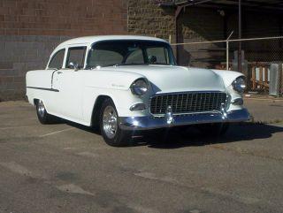 1955 Chevy 2 Door Post Prostreet Mini Tubbed photo