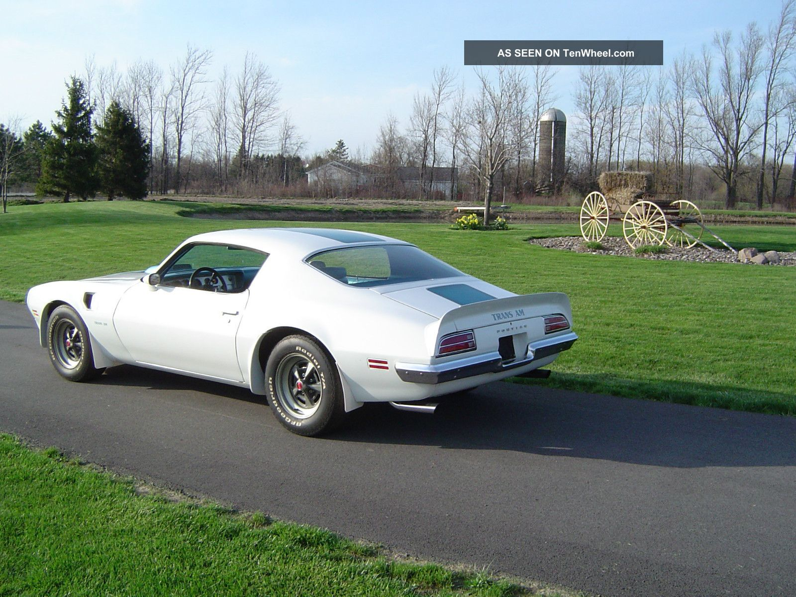 1970 Pontiac Trans Am Ram Air Iii 4 Spd Matching Numbers