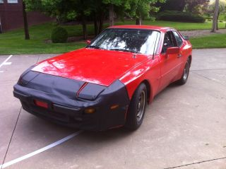 1983 Porsche 944 Base Coupe 2 - Door 2.  5l photo