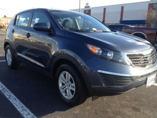 2011 Kia Sportage Base Sport Utility 4 - Door 2.  4l photo