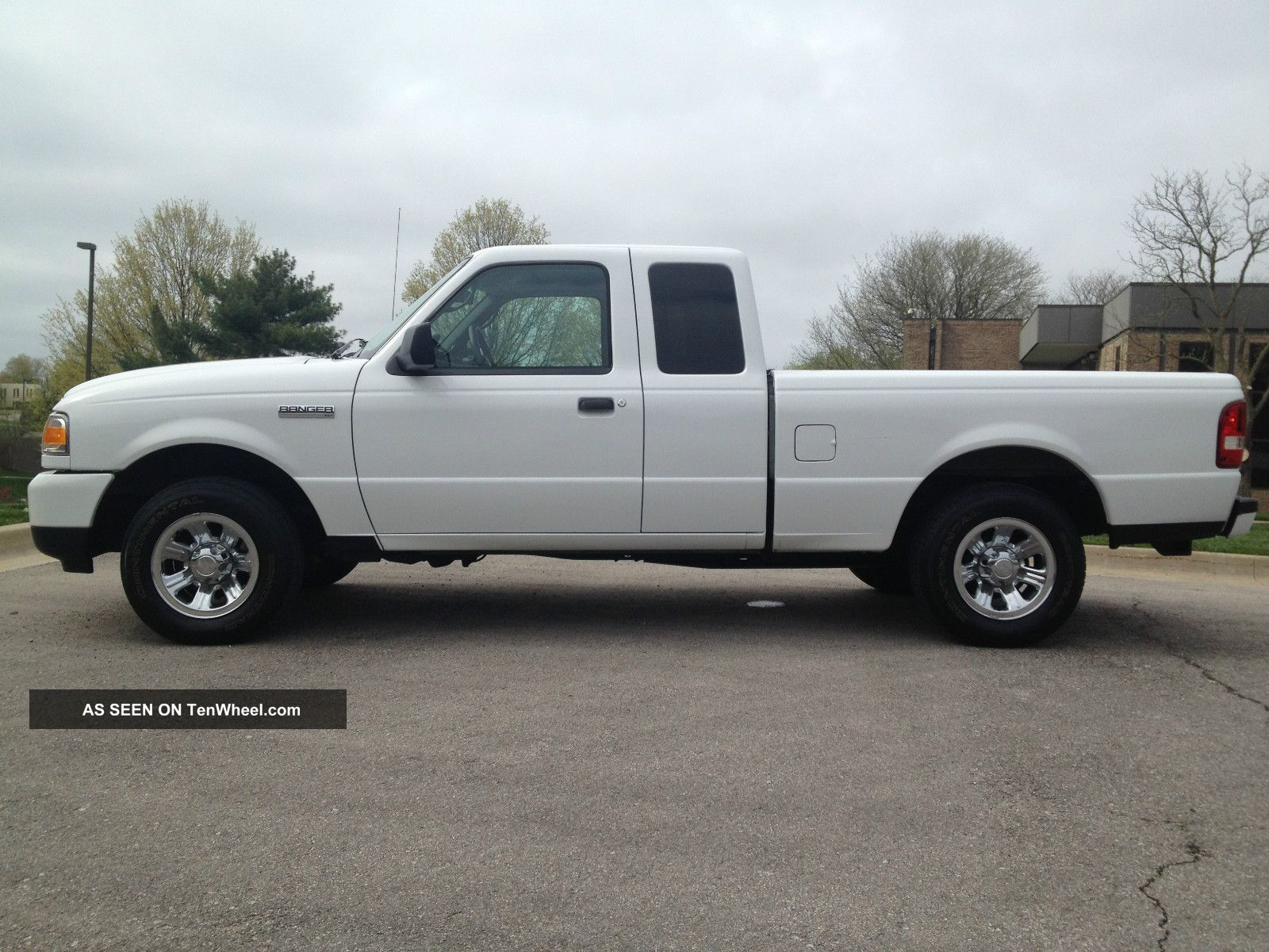 2009 ford ranger xlt extended cab pickup 4 door 4 0l. Black Bedroom Furniture Sets. Home Design Ideas
