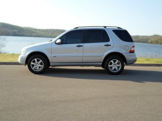 2004 Mercedes - Benz Ml350 Inspiration Pckg 82k photo
