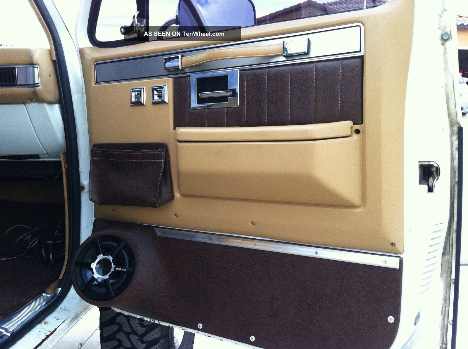 1987 Chevy Crew Cab 4x4