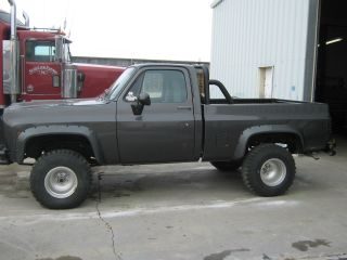 1975 Gmc Shortbox 4x4 photo