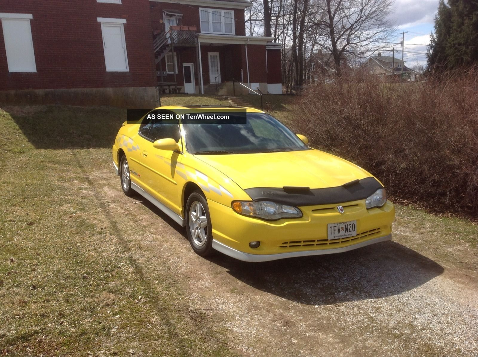 2002 Monte Carlo Official Pace Car Fully Loaded, Monte Carlo photo