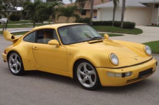 1983 Porsche 911 / 930 Single Turbo With photo