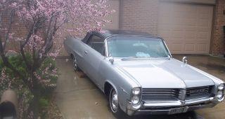 1964 Pontiac Bonneville Convertable photo