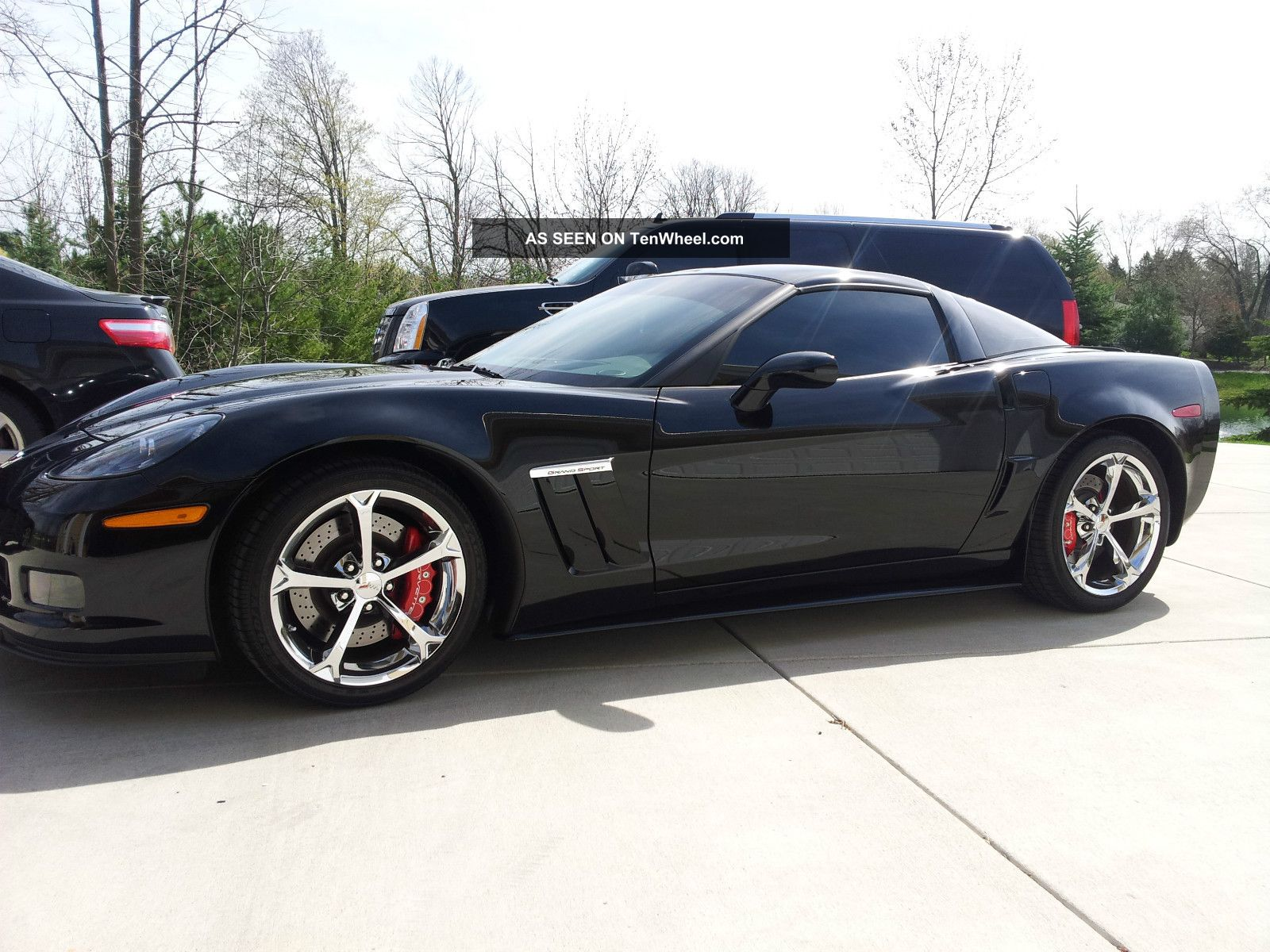 2013 corvette grand sport 60th anniversary. Black Bedroom Furniture Sets. Home Design Ideas