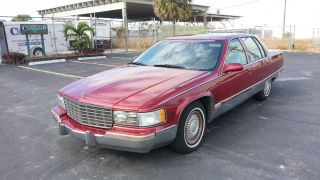 1995 Cadillac Fleetwood – 5.  7 – 350 Lt1 photo