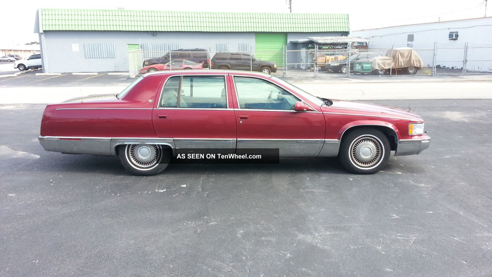 1995 cadillac fleetwood 5 7 350 lt1 fleetwood photo 2. Cars Review. Best American Auto & Cars Review