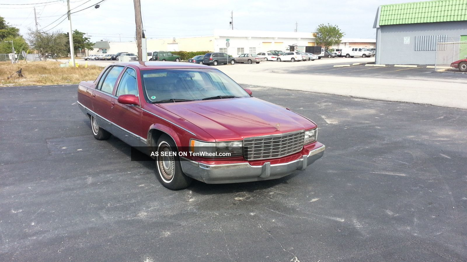 1995 cadillac fleetwood 5 7 350 lt1 fleetwood photo 7. Cars Review. Best American Auto & Cars Review