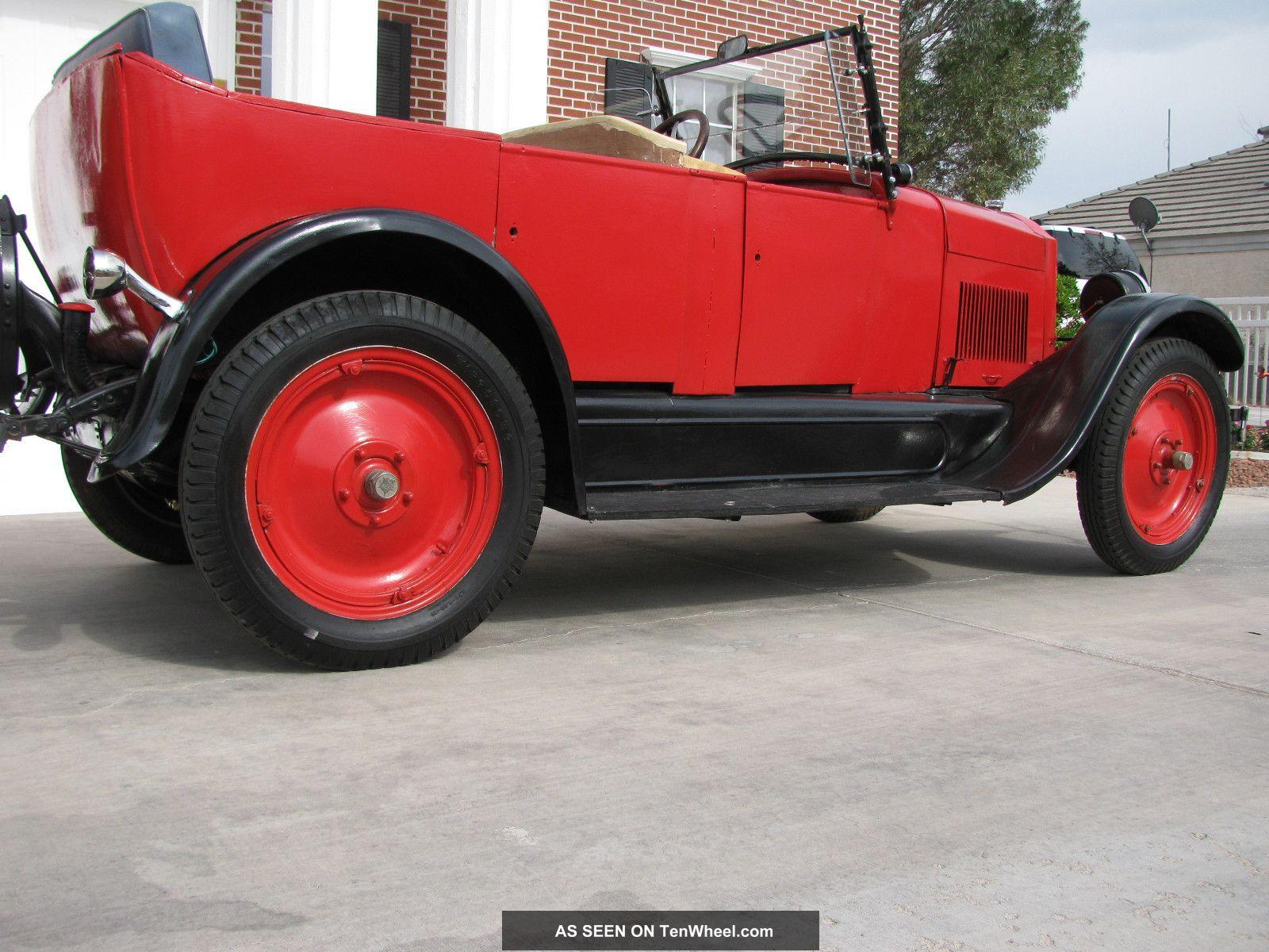 1926 star car. Black Bedroom Furniture Sets. Home Design Ideas
