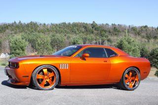 2008 Dodge Challenger Srt8 Coupe 2 - Door 1200hp Blown 440 Wide Body photo