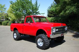 1970 Chevrolet K10 Short Bed 4x4 photo