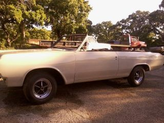 1965 Oldsmobile 442 Conv.  4 - V Code 4 - Speed Car (project) photo