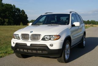 2006 Bmw X5 4.  4i Sport Utility 4 - Door 4.  4l photo