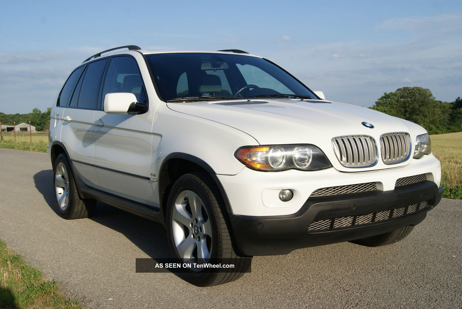 2006 bmw x5 4 4i sport utility 4 door 4 4l. Black Bedroom Furniture Sets. Home Design Ideas