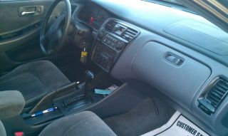 1998 Honda Accord Lx Sedan 4 - Door 2.  3l photo