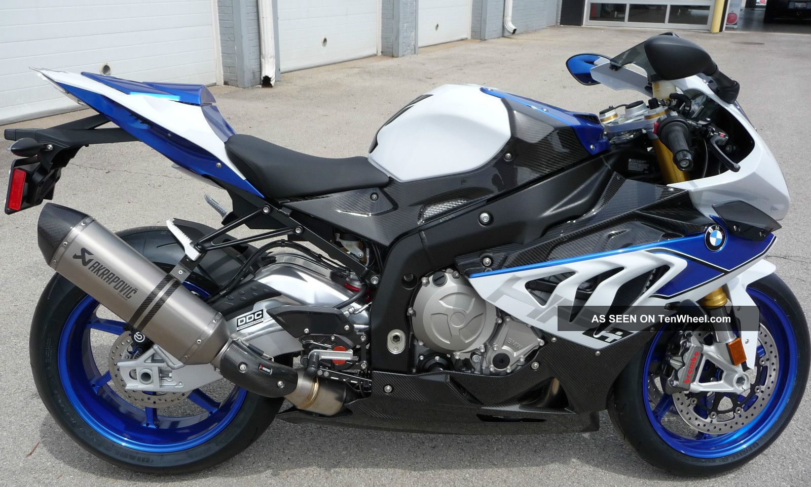 Bmw Hp4 Competition Model Motorcycle 2013 (s1000rr Bike Superbike German) Other photo