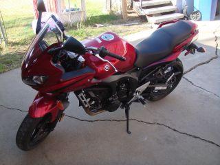 2007 Yamaha Fz - 6 Will Pay $500.  00 Towards photo