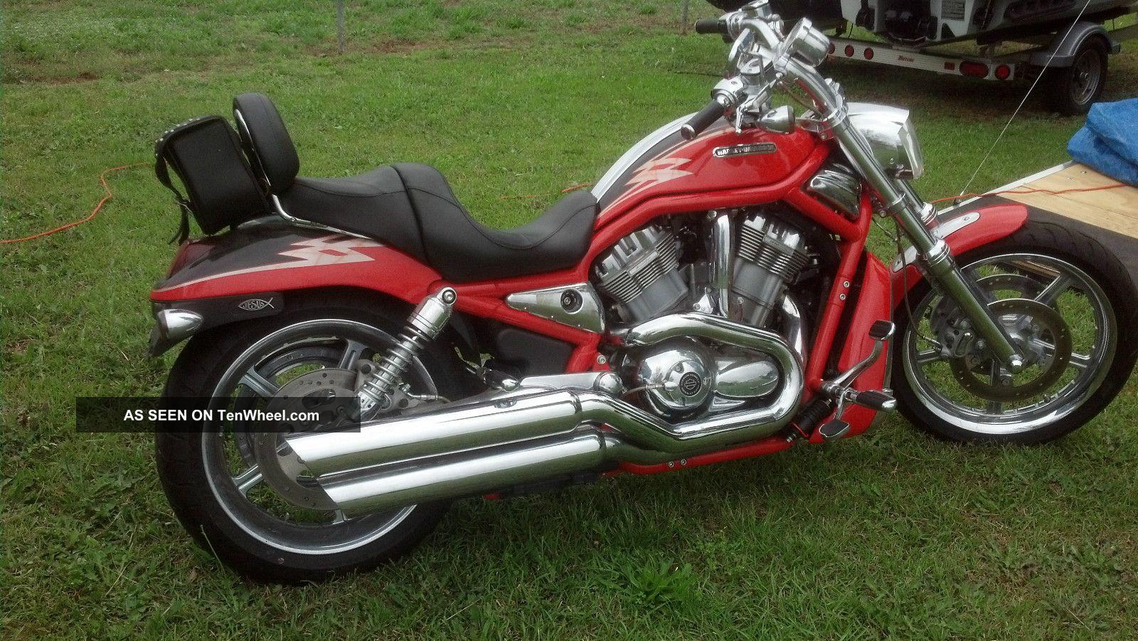 2005 Harley Davidson Cvo Screamin Eagle V - Rod Vrscse VRSC photo