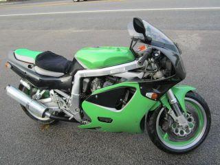 1993 Suzuki Gsx - R750w Only 28k Mi. photo
