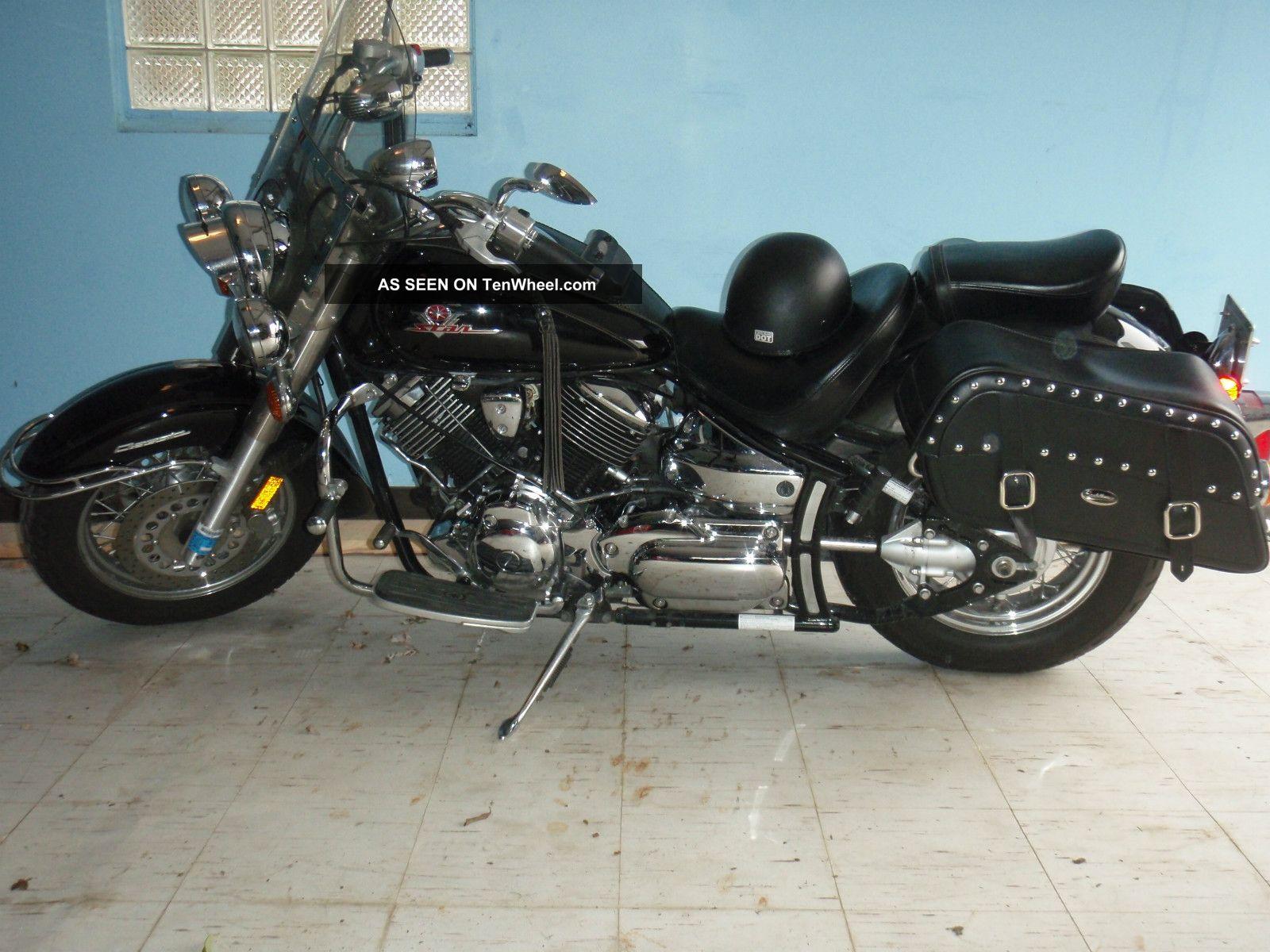 Yamaha 2003 V Star 1100 Motorcycle V Star photo