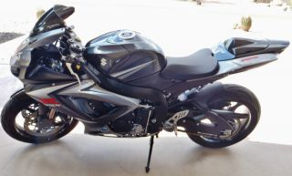 2007 Gsxr 750 - Gixxer That ' S Balanced,  Smooth + Gets Up And Goes photo