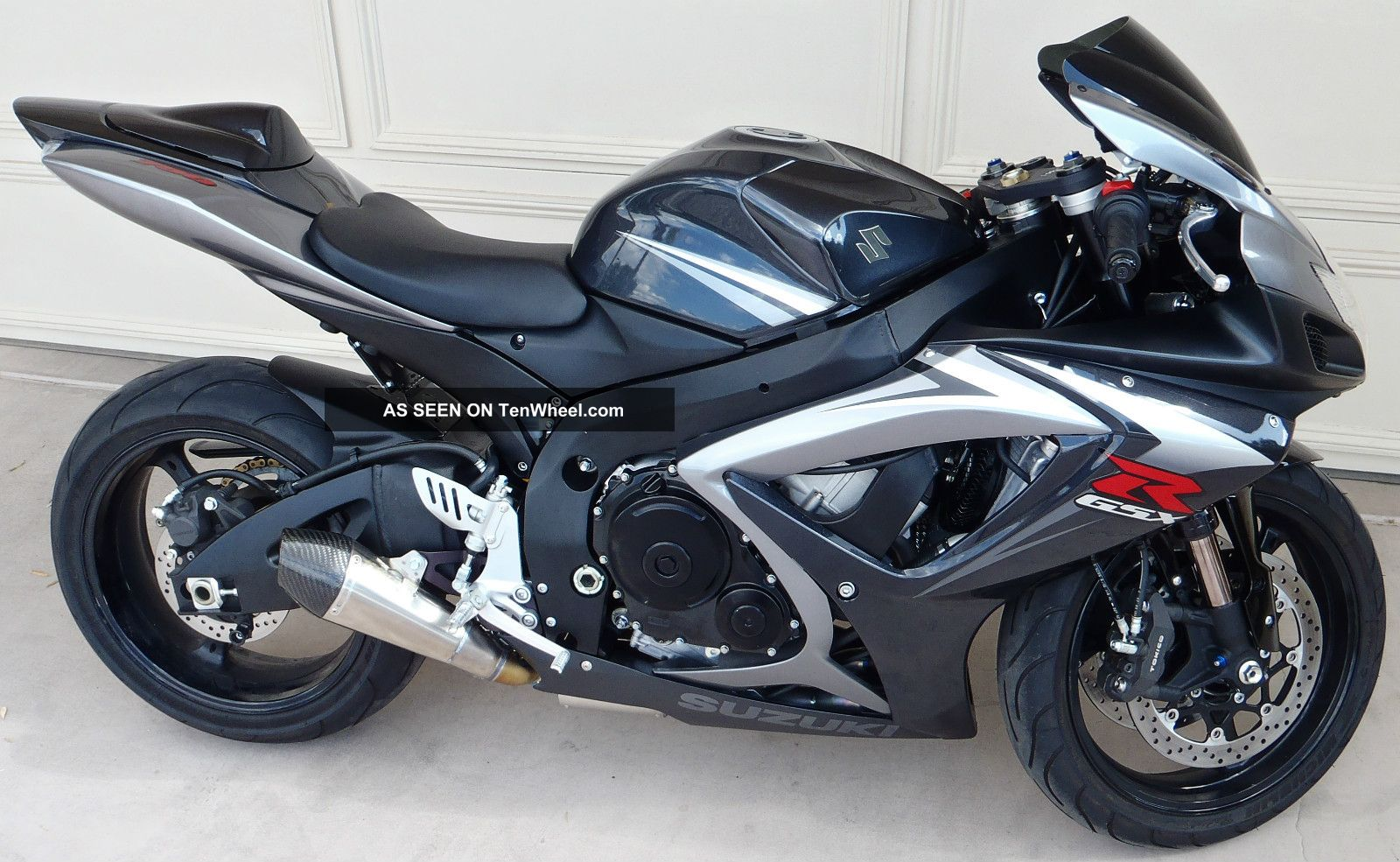 2007 suzuki gsxr 750 - photo #19