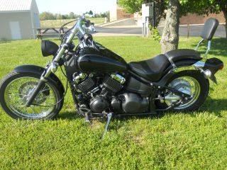 2006 Yamaha V Star 650 photo