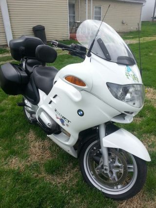 2003 Bmw Rt 1150 R Awesome Bike Roadworthy Cruiser Touring Motorcycle+ photo