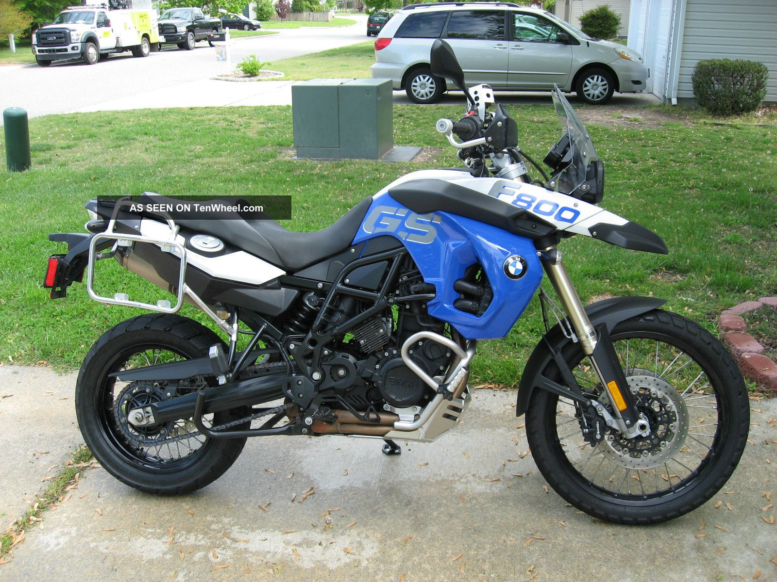 Bmw F800gs Trophy For Sale Bmw Bmw F800gs Trophy Moto