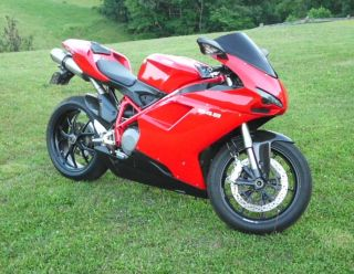 2008 Ducati 848 Superbike photo