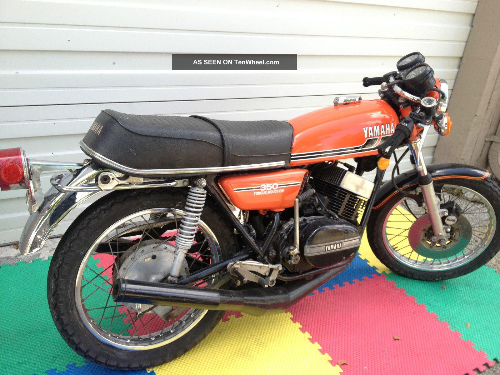 1975 Yamaha Rd - 350 - B