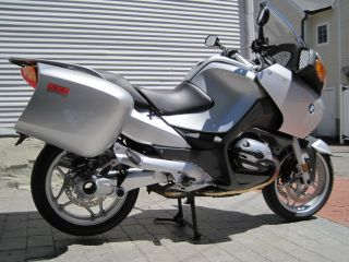 Bmw Rt - 1200 Sport Touring Motorcycle 2007 photo