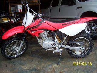 2007 Honda Crf 80 photo