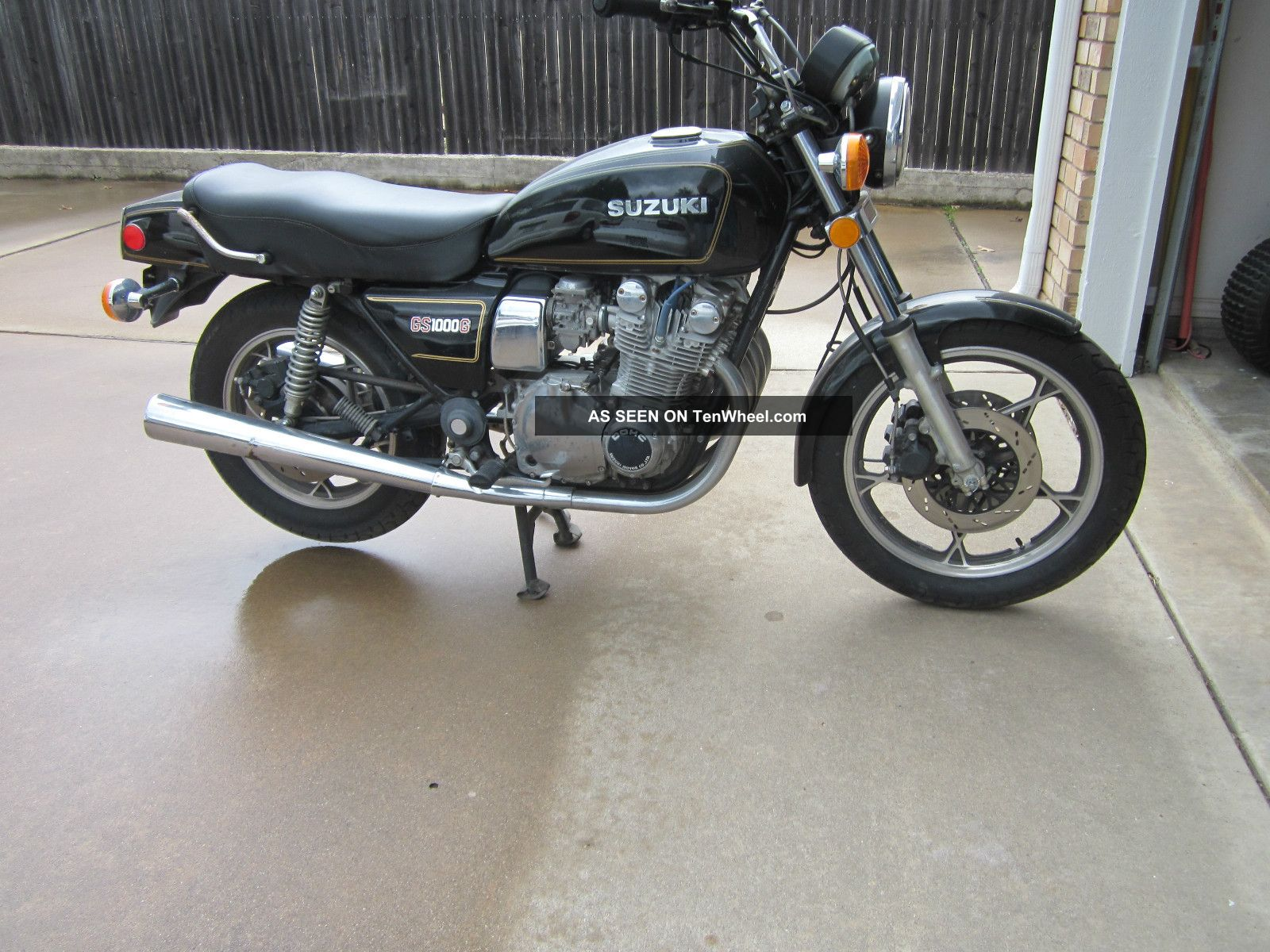 1980 Suzuki Gs1000g / Mostly / Standards Are Back GS photo