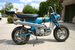 Honda Ct70 1970 photo
