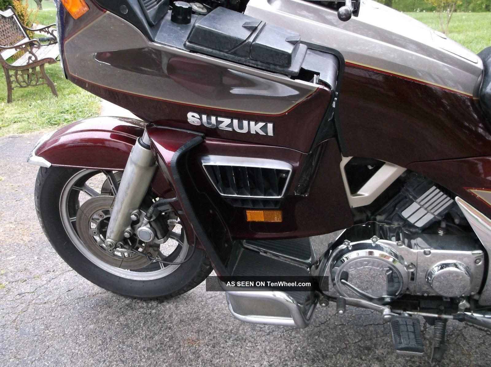 Suzuki Cavalcade Parts