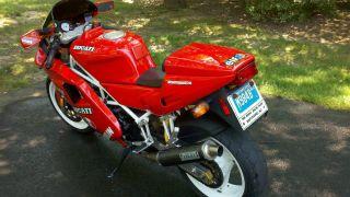 1992 Ducati Superbike photo