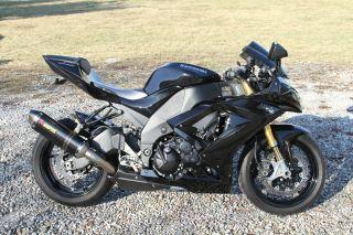 2010 Kawasaki Zx10r photo