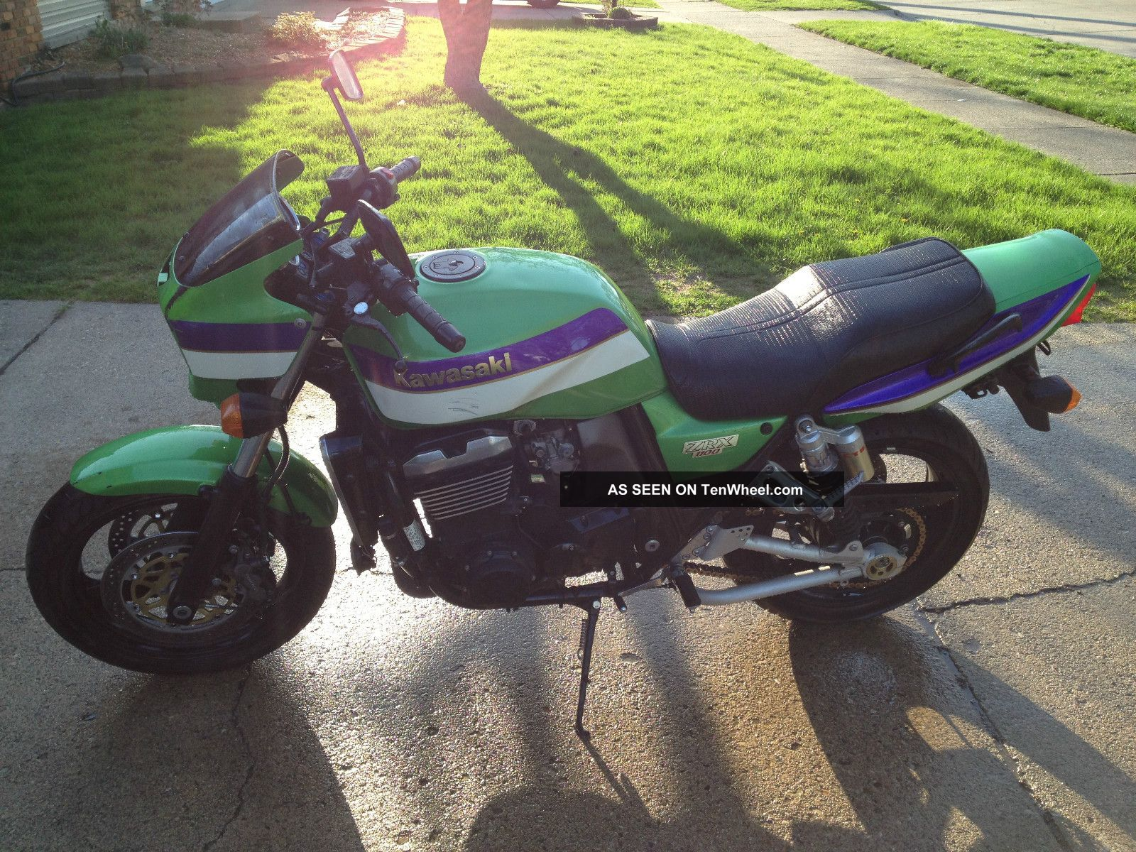 2000 Kawasaki Zrx1100 Other photo