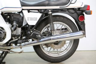 1984 Bmw R100rs photo